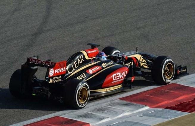 Mal día nuevamente para Lotus, que sigue sin dar con la tecla
