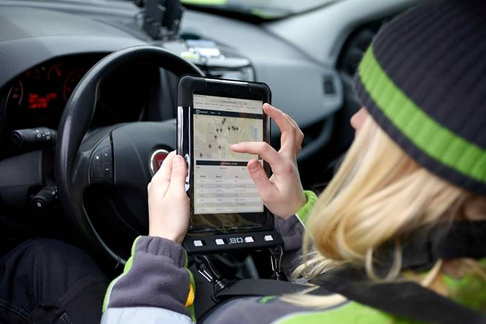 Volvo revoluciona la paquetería con su sistema Volvo On Call