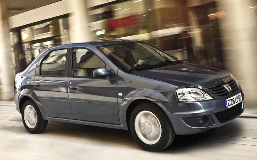 El Dacia Logan, una auténtica bicoca para los talleres