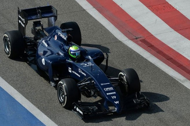 Golpe de autoridad de Felipe Massa en Bahrein