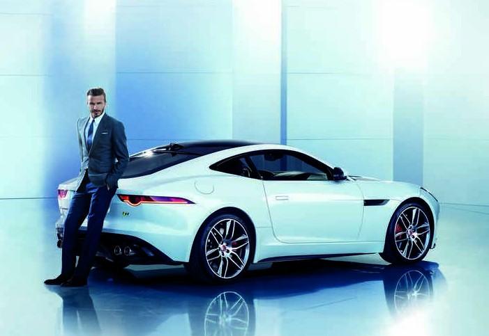David Beckham, nuevo embajador de Jaguar para China