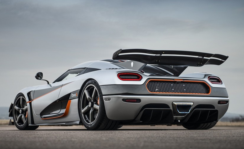 El Koenigsegg One:1 destila deportividad por todas partes