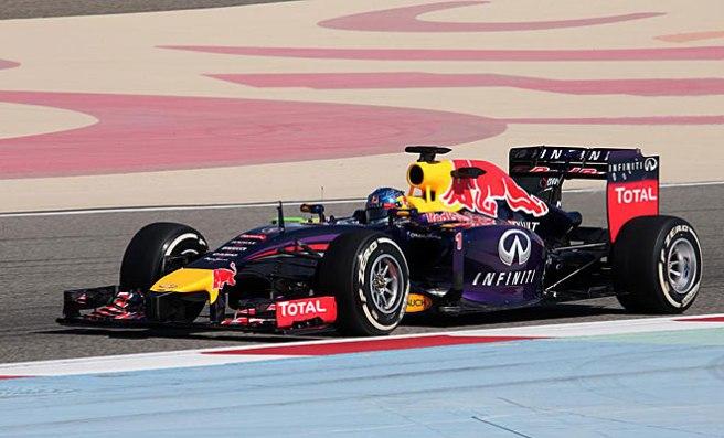 Día agridulce hoy para Sebastian Vettel y Red Bull