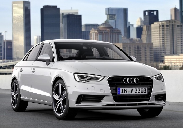 El Audi A3 elegido Coche Mundial del Año 2014