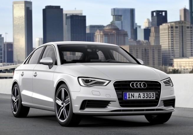 El renovado Audi A3, premio al Coche Mundial del Año 2014
