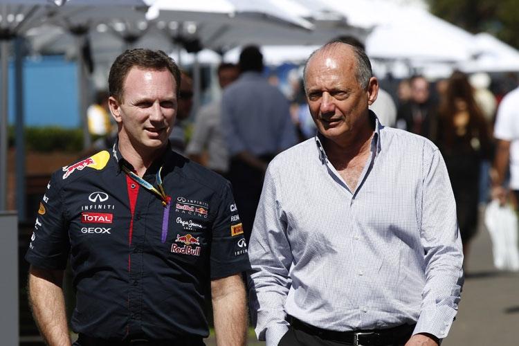 Red Bull y McLaren, a la gresca por Dan Fallows