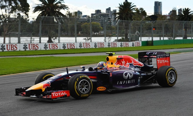 La FIA confirma la sanción impuesta a Ricciardo en el GP de AustraliaLa FIA confirma la sanción impuesta a Ricciardo en el GP de Australia