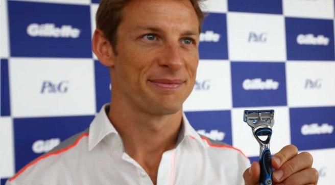 Gillette y McLaren, nuevos socios comerciales