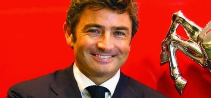 Marco Mattiacci, nuevo director deportivo de Ferrar