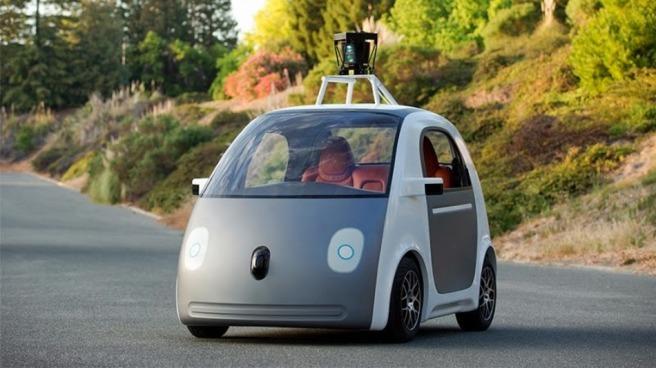 Google presentó su prototipo de coche autónomo