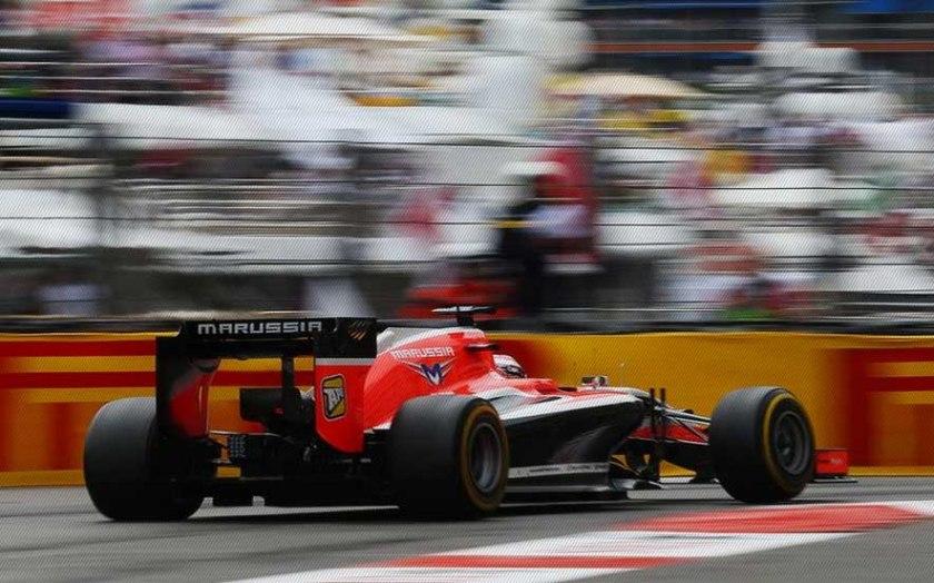 Jules Bianchi, haciendo historia para Marussia logrando sus primeros puntos
