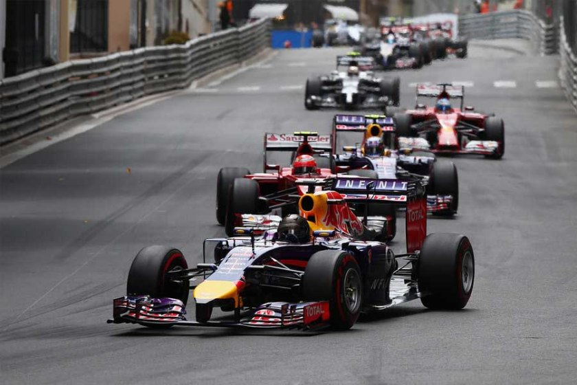 Mala suerte para Sebastian Vettel, de nuevo obligado a abandonar