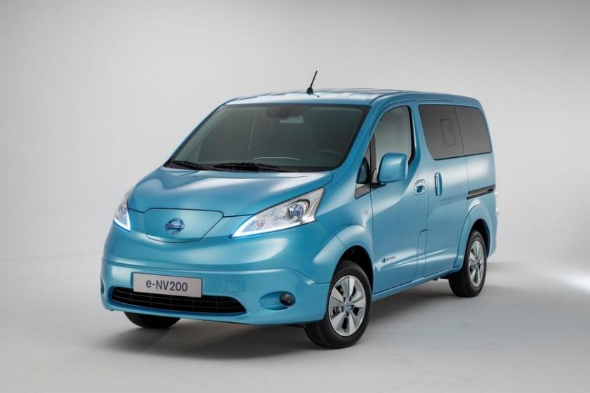 Nissan arranca en Barcelona la producción del nuevo e-NV200