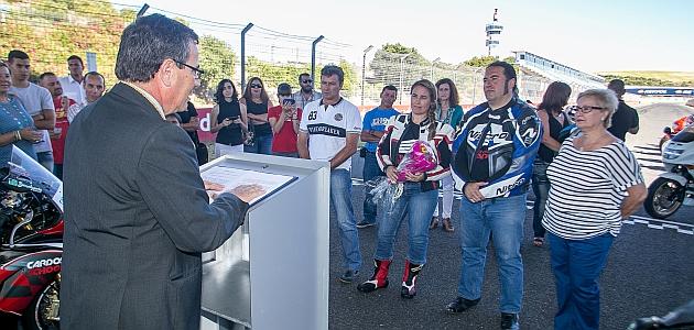 La primera boda motera en Jerez
