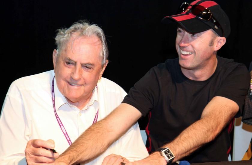 David Brabham homenajeará su padre Jack en Silverstone