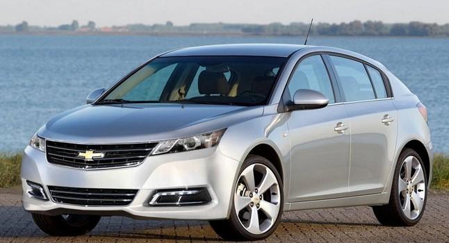 Detectados problemas graves con los airbags del Chevrolet Cruze