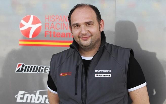 Collin Kolles, a punto de volver a la F1 con Forza Rossa