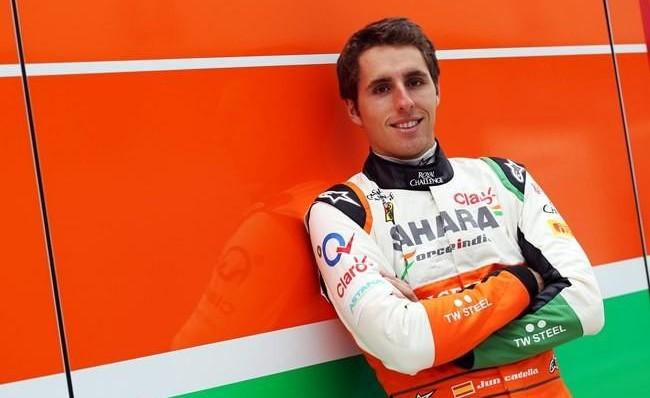 Daniel Juncadella debutará en la F1 el próximo GP de Gran Bretaña