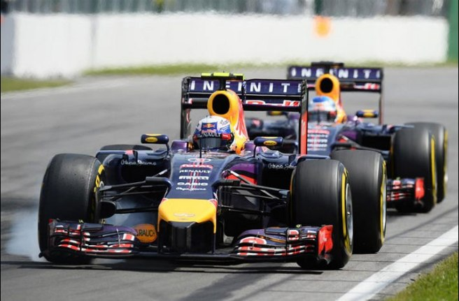 Gran fin de semana para Red Bull