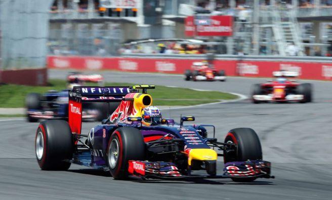 Excelente victoria de Daniel Ricciardo