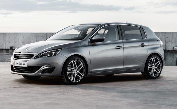 El nuevo Peugeot 308, Car of the Year 2014