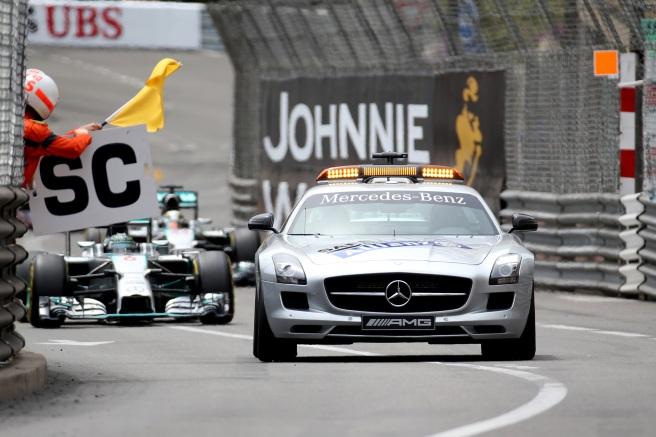 El Safety Car, uno de los principales cambios reglamentarios para 2015 tras la reunión de la FIA
