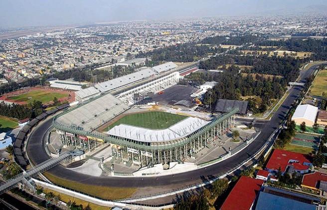 El circuito Ciudad de México volverá a alojar un GP de Fórmula 1 en 2015