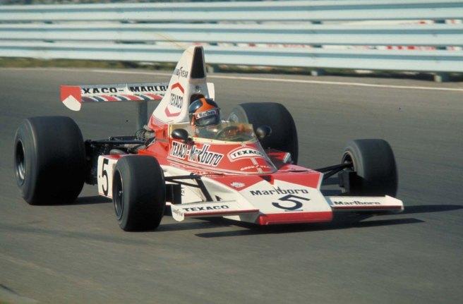 Emerson Fittipaldi se volverá a sentar en el McLaren M23 de 1974