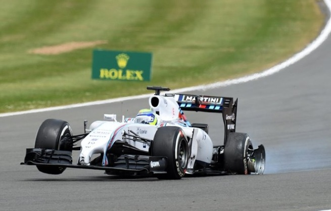 Mala suerte para Felipe Massa en su 200º Gran Premio