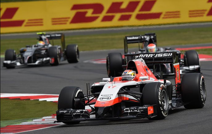 Jules Bianchi y Marussia, creciendo cada carreraJules Bianchi y Marussia, creciendo cada carrera