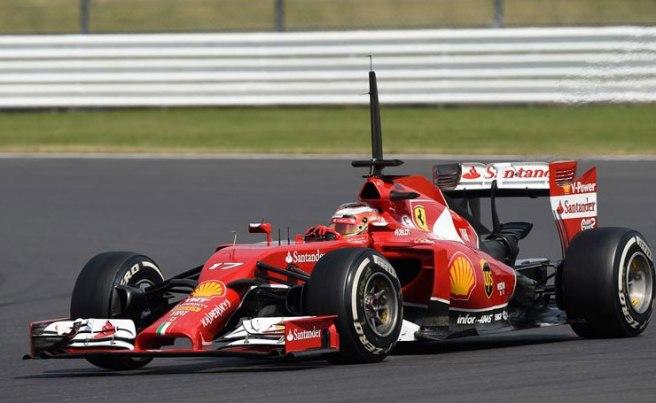 Jules Bianchi sorprendió a todos con el Ferrari F14 T
