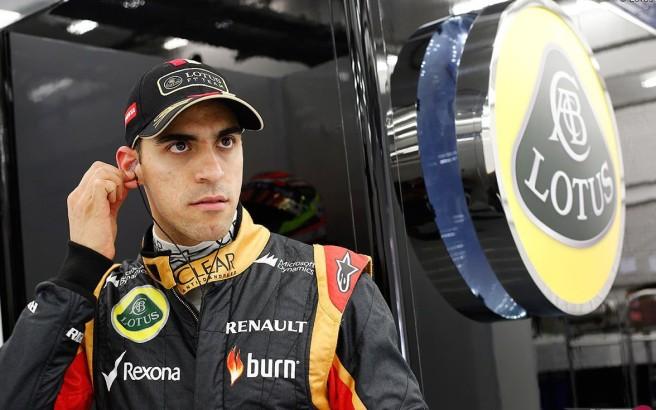 Pastor Maldonado seguirá un año más en Lotus