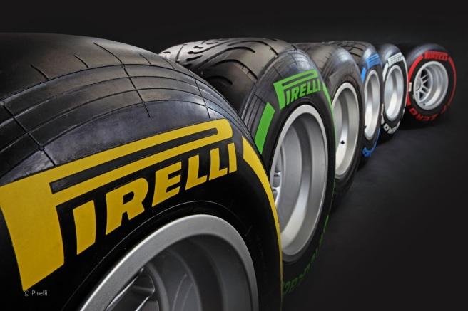 Pirelli probará unos nuevos neumáticos de 18'' en los tests de Silverstone