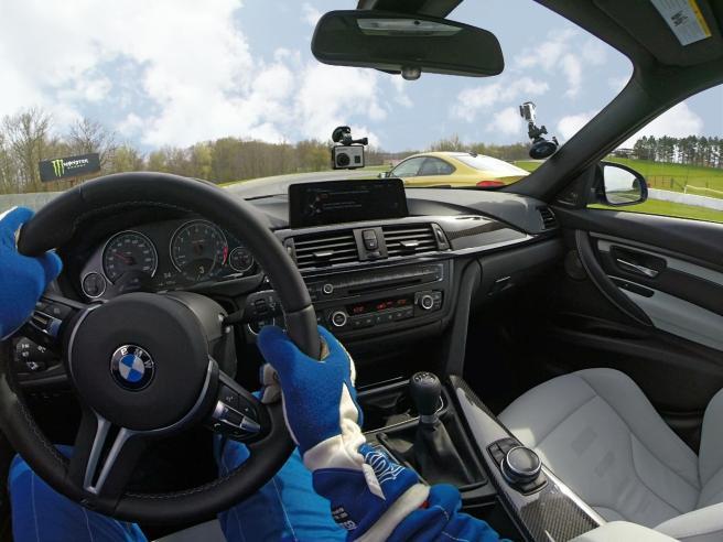 Interesante acuerdo entre BMW y GoPro para la integración de cámaras y sistemas de entretenimiento