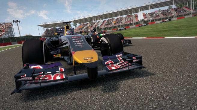 Imagen del videojuego F1 2014 que llegará en octubre al mercado