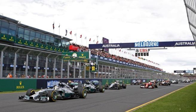 Habrá Fórmula 1 en Albert Park hasta 2020