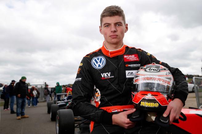 Max Verstappen, posible sustituto de Jean-Eric Vergne en Toro Rosso para 2015
