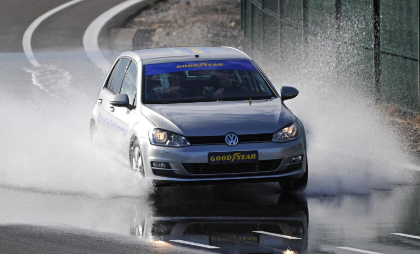 Goodyear EfficientGrip Performance, Neumático del Año 2014
