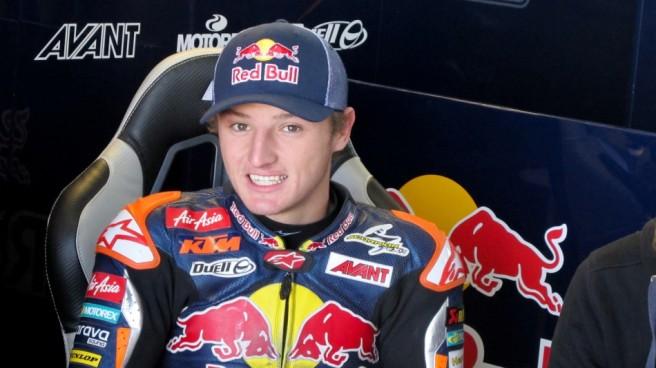Jack Miller dará el salto a MotoGP de la mano de Honda