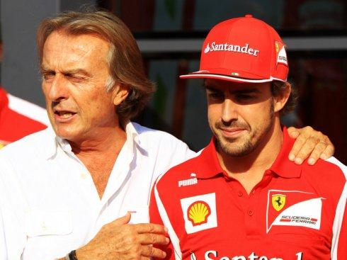Luca Cordero de Montezemolo dimite como presidente de Ferrari