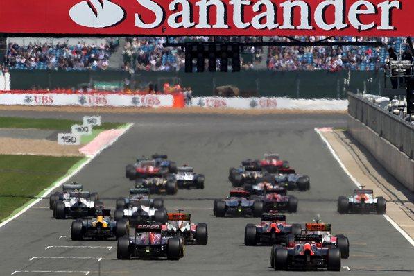 Desvelado el calendario de la Fórmula 1 para 2015