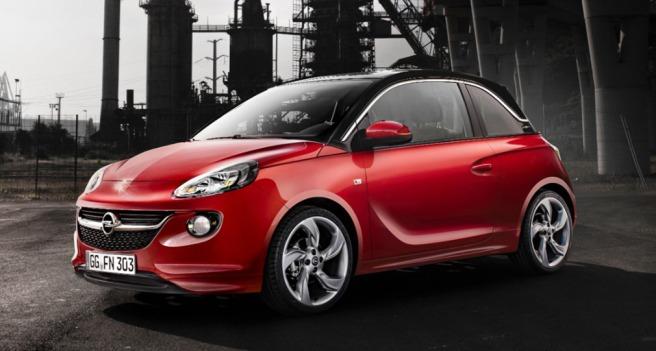 Opel Adam, llamado a revisión urgente por un problema en la dirección