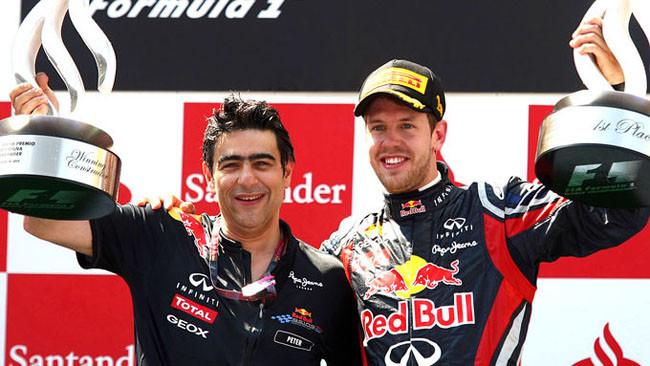 Peter Promodrou ficha al fin por McLaren