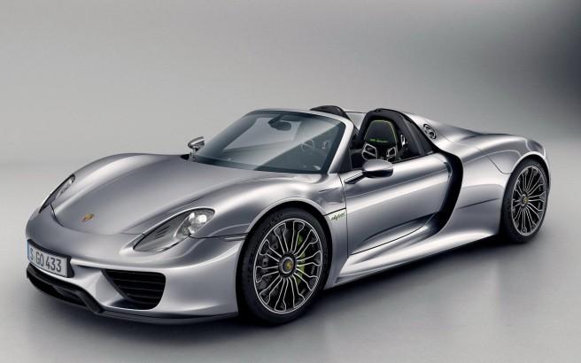 El nuevo Porsche 918 Spyder, llamado a revisión