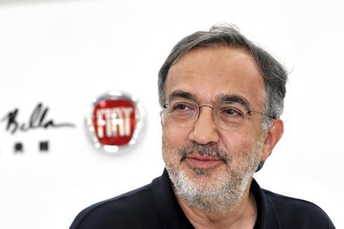 Sergio Marchionne, sustituto de Montezemolo en Ferrari