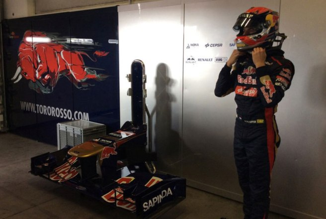 Max Verstappen debutará  este fin de semana en Suzuka