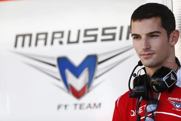 Marussia inscribe a Alexander Rossi como sustituto de Bianchi en Sochi