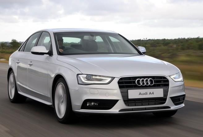 Llaman a revisión a 850.000 Audi A4 por problemas en el airbag