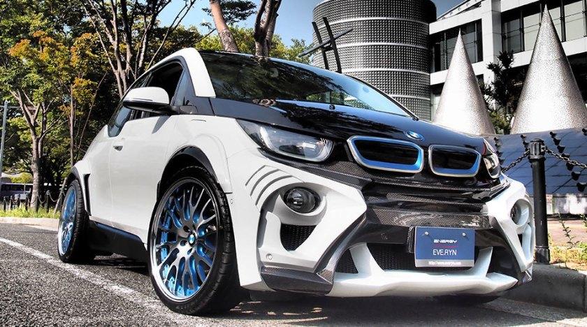 Nuevo BMW i3 EVO, la visión más radical del i3