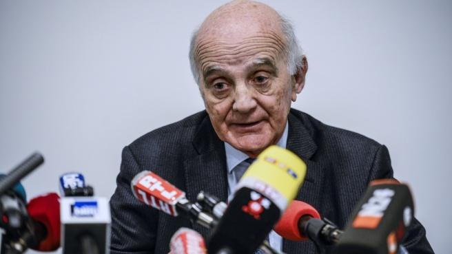El profesor Gérard Saillant, que atendió a Schumacher, tambi